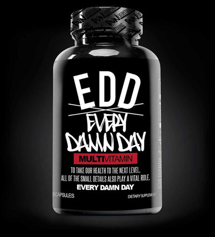 EDD - Every Damn Day