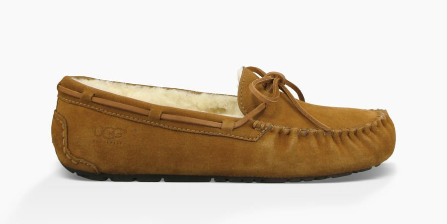 The UGG Olsen Slipper - Chestnut Mens Slippers from UGG at Shop Southern Roots TX