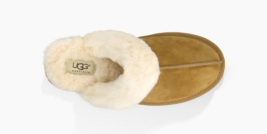 The UGG Scuffette II Slippers - Chestnut Womens Slippers from UGG at Shop Southern Roots TX