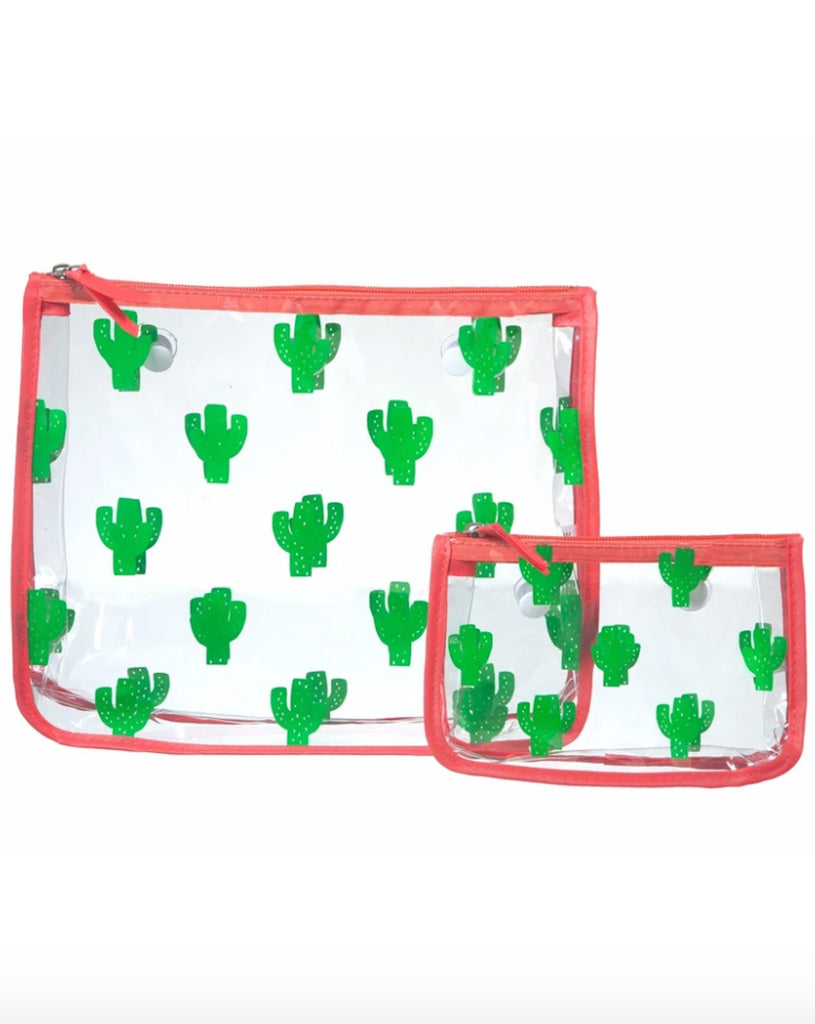 The Bogg Insert Bag - Cactus Travel Accessory from Shop Southern Roots TX at Shop Southern Roots TX