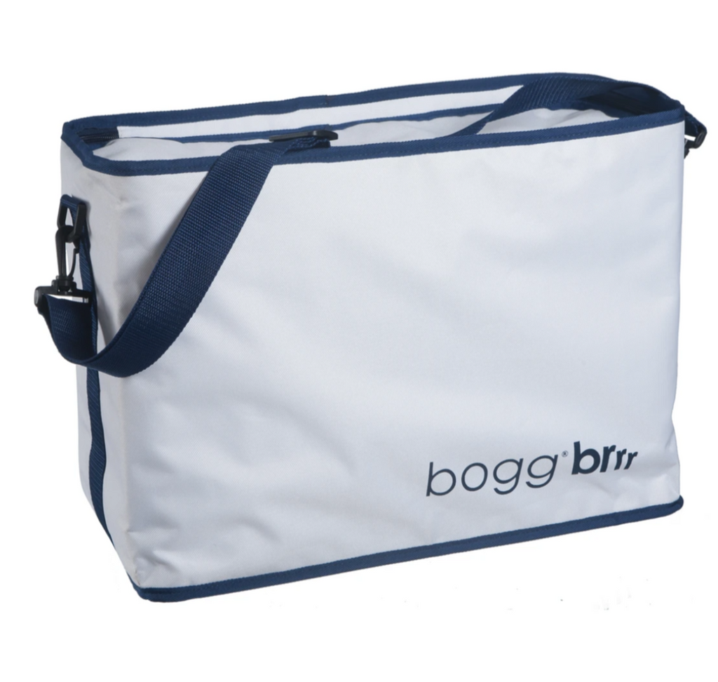 The Original Bogg Brrr - White Cooler from BOGG Bag at Shop Southern Roots TX