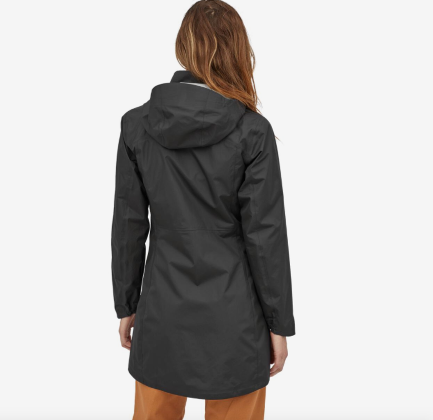 Patagonia W's Torrentshell 3L City Coat - Black