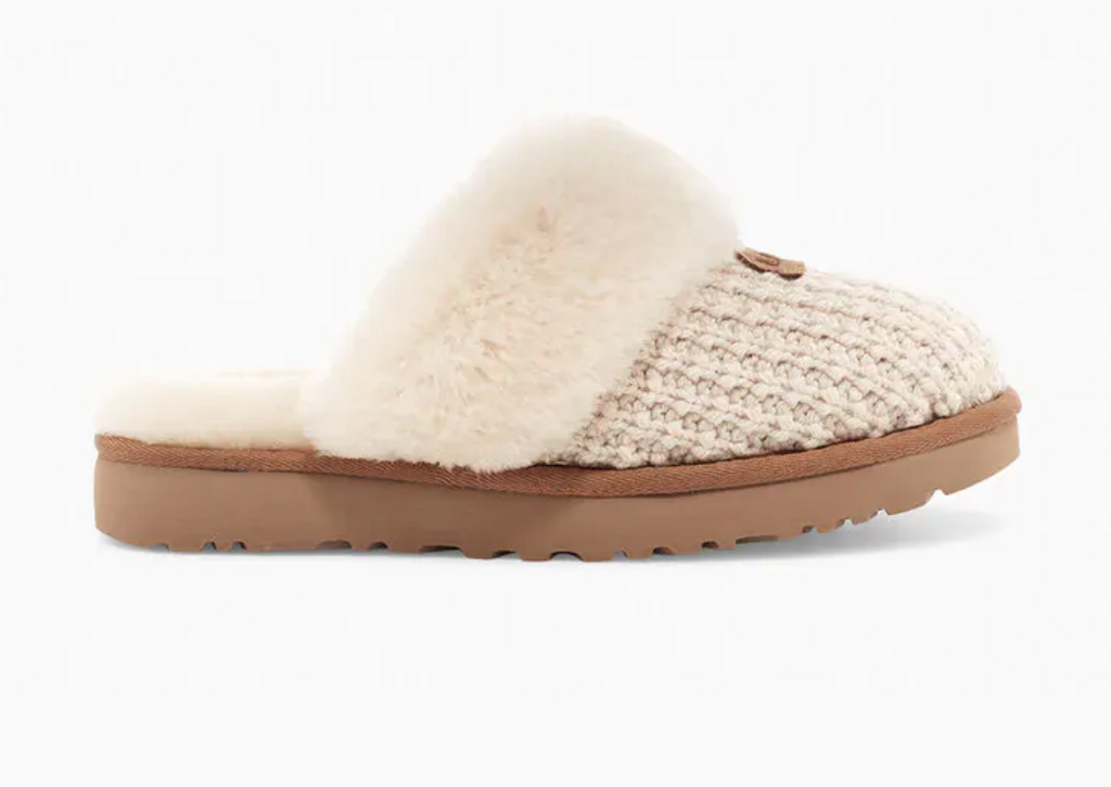 UGG W's Cozy Slippers - Cream