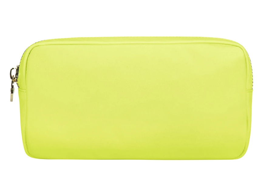 Classic Small Pouch - Lime