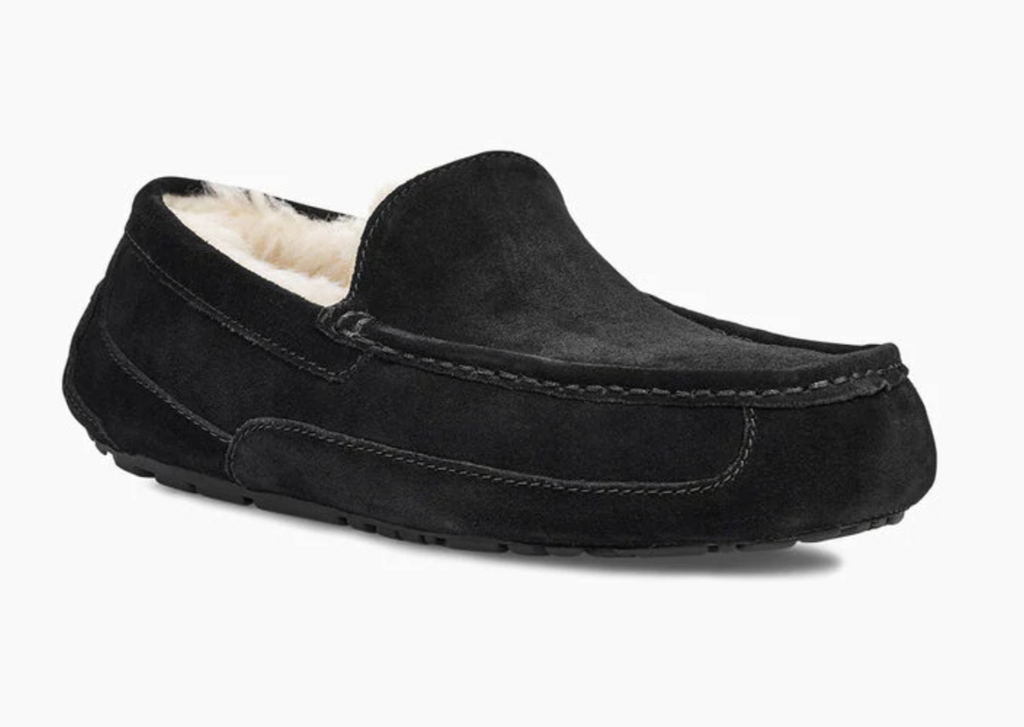 UGG Men's Ascot Slipper - Black