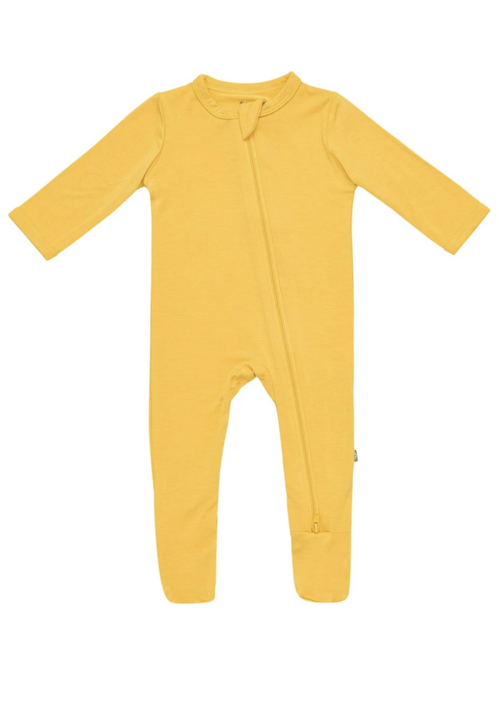 Kyte Baby Zippered Footie - Pineapple