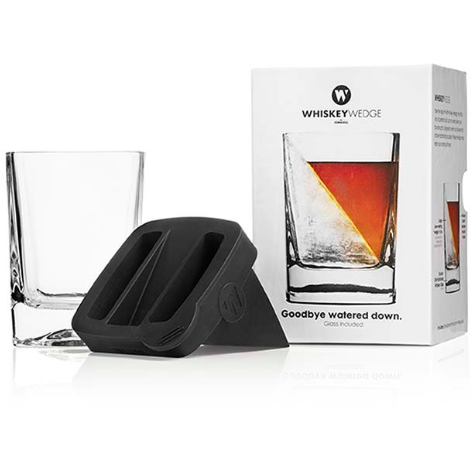 The CORKCICLE Whiskey Wedge drink accessories from CORKCICLE at Shop Southern Roots TX
