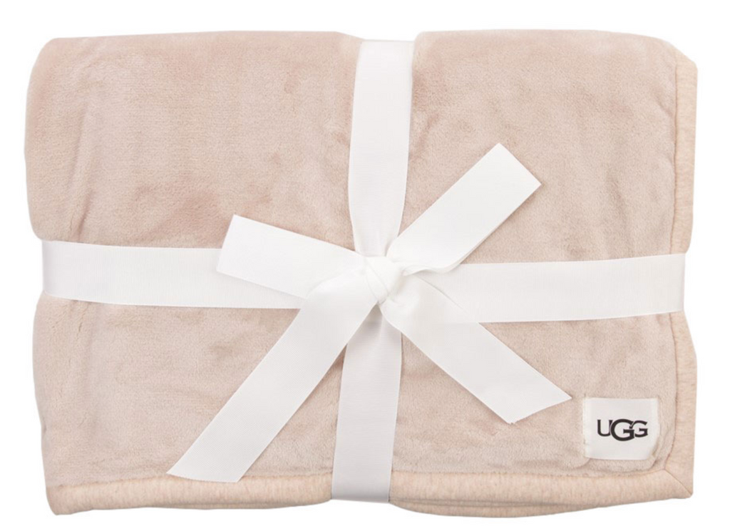 UGG Duffield Throw II - Oatmeal Heather