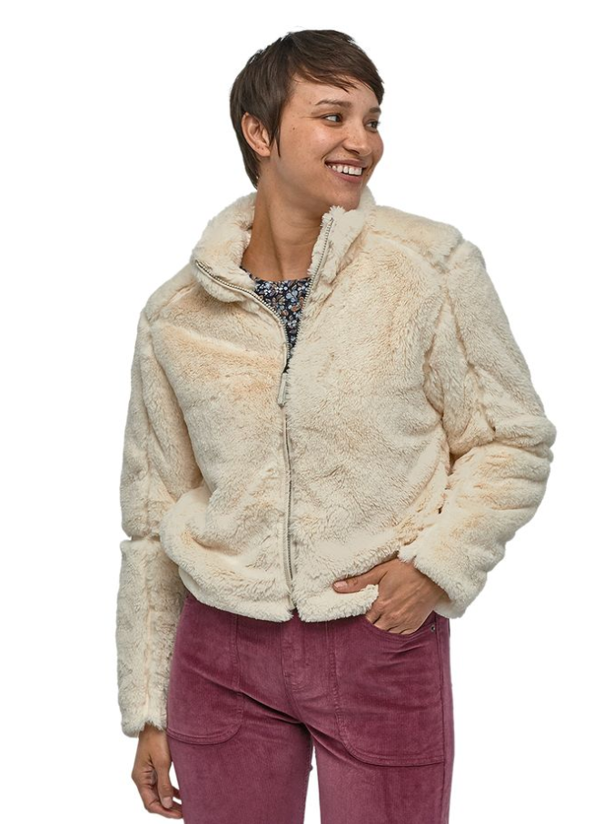 The Patagonia W's Lunar Frost Jacket - Natural Jackets from Patagonia at Shop Southern Roots TX