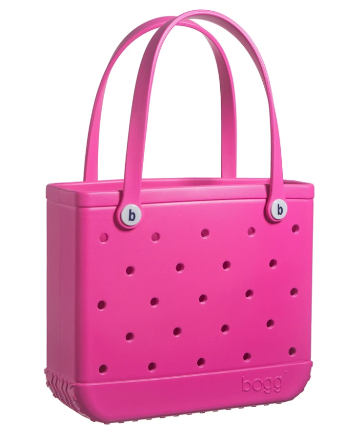The Baby Bogg Bag - Haute Pink Totes from BOGG Bag at Shop Southern Roots TX