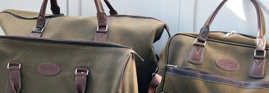 Win a Large Nicholas Winter Travel Holdall