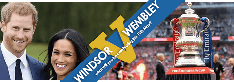 Windsor OR Wembley? Which one will YOU be celebrating?