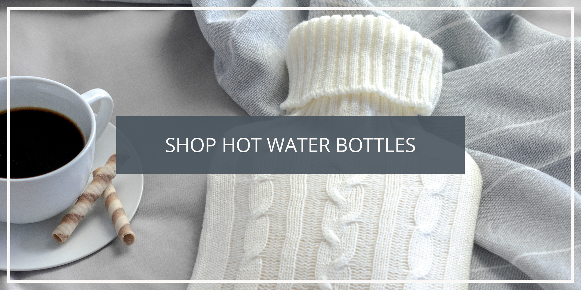 Shop the Harbour Housewares Collection of Hot Water Bottles