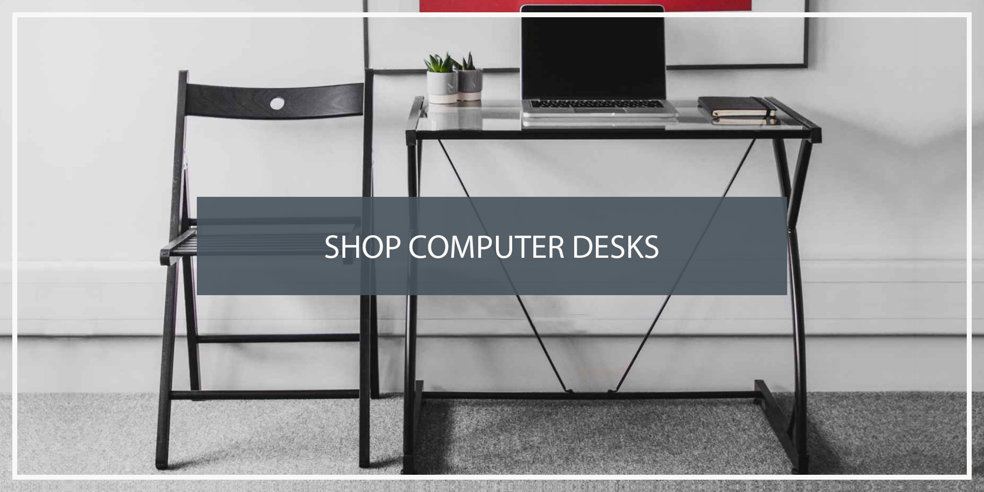 Shop the Harbour Housewares Collection of Home Office Computer Desks and Workstations