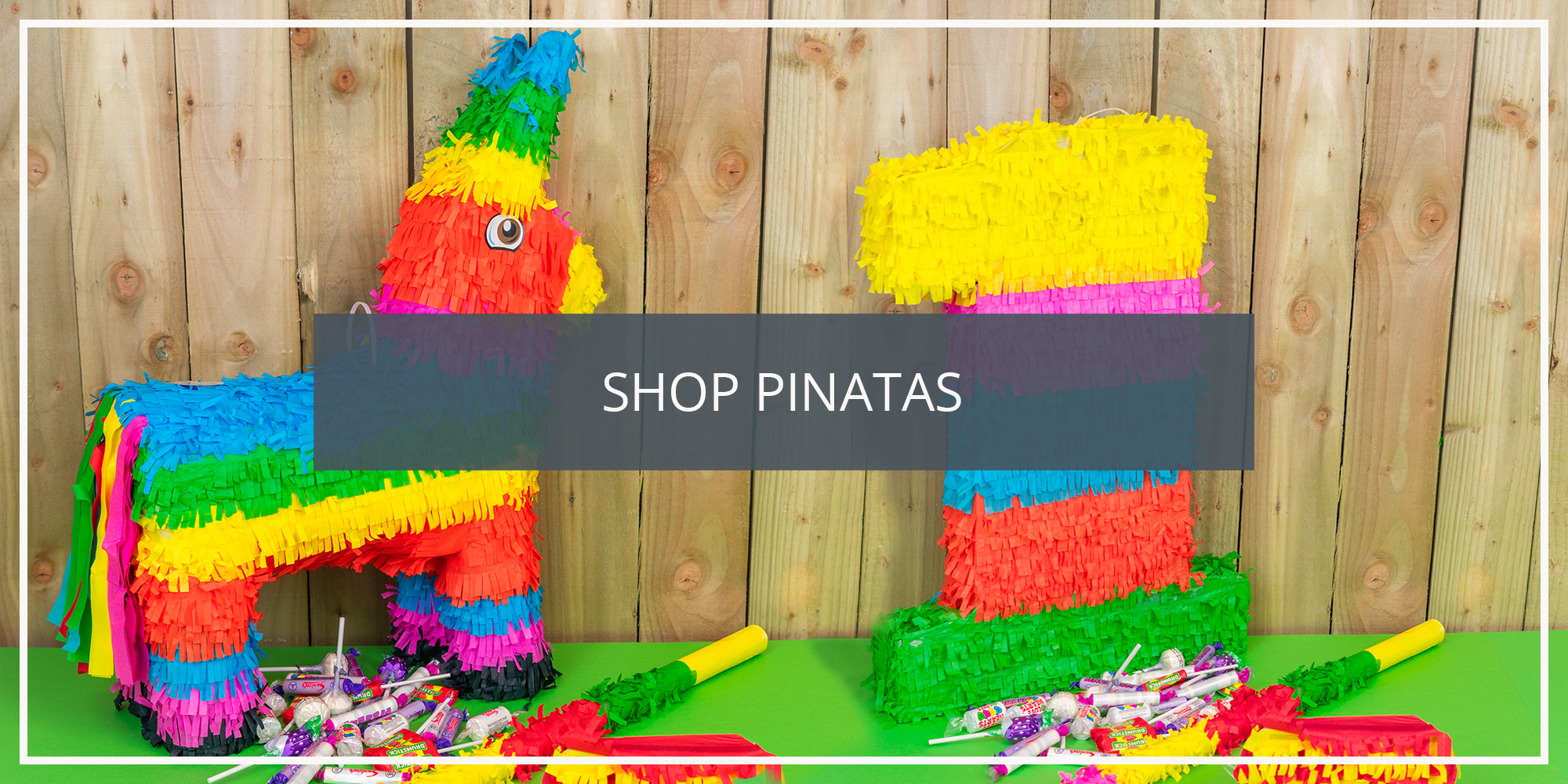 Shop the Fax Potato Party Pinata Collection