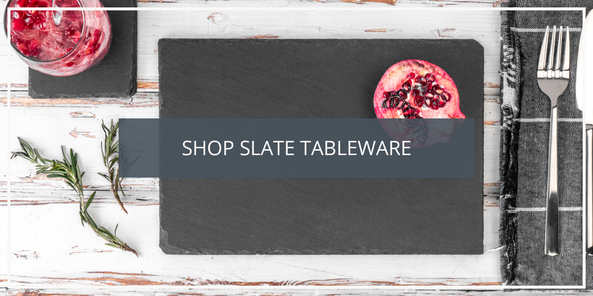Shop the Argon Tableware Slate Collection