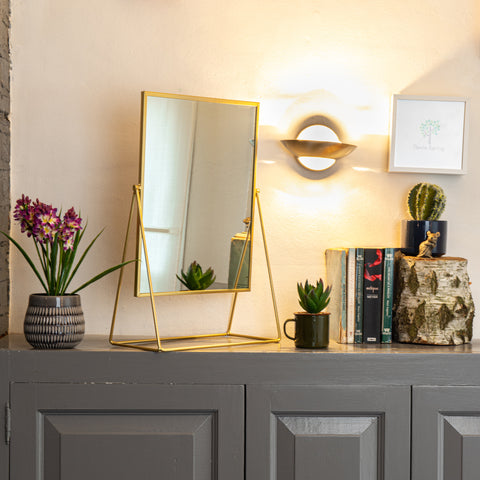 dressing table styles of mirrors