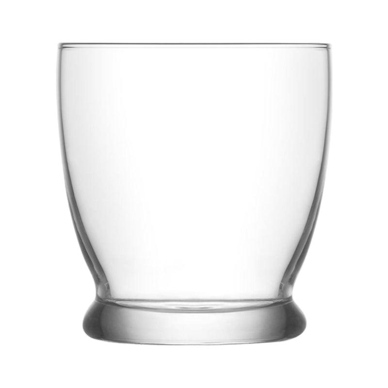 LAV Roma Whisky Glasses - 295ml - Pack of 6