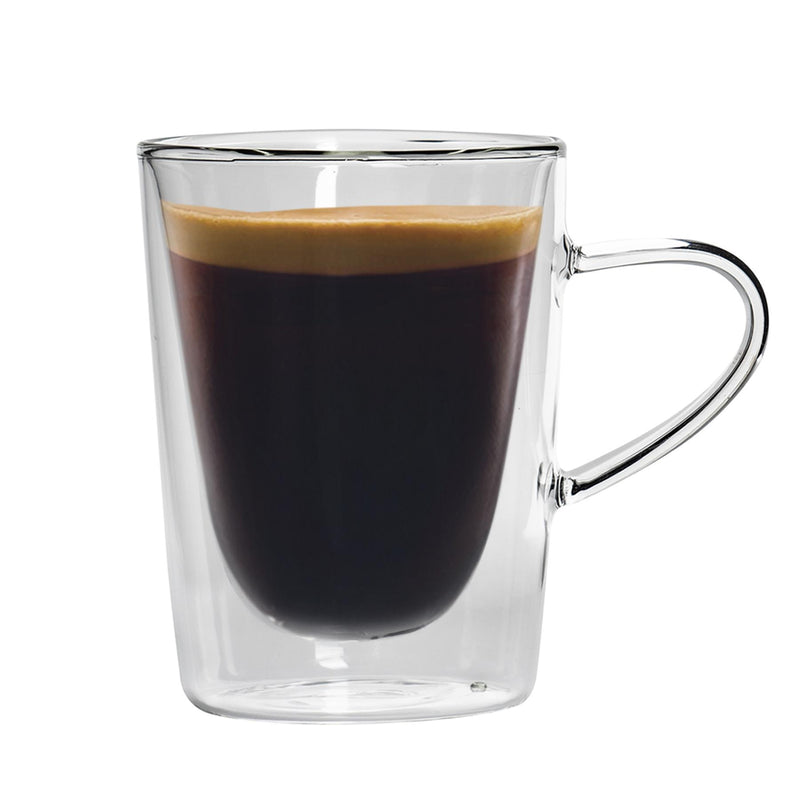 Rink Drink Double Walled Hot Drinks Glass Dimensions
