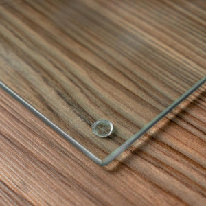 Harbour Housewares Glass Worktop Protector