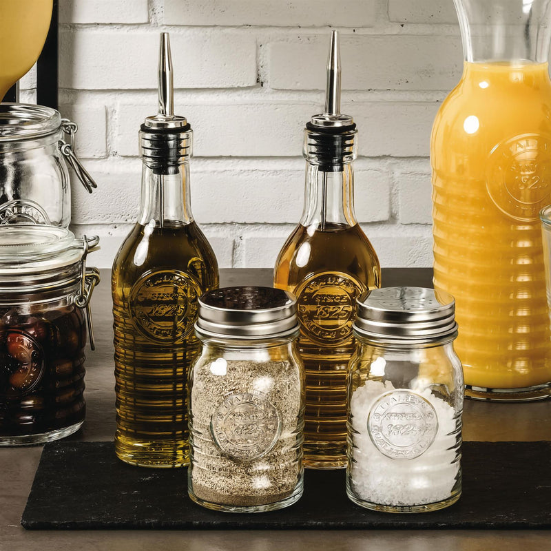 Bormioli Rocco Olive Oil Bottles with Spout