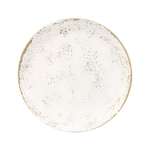Churchill Umbria White Dinner Plate - 26cm - White