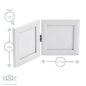 Nicola Spring Folding Photo Frames