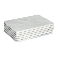 Argon Tableware Marble Placemats - Pack of 6