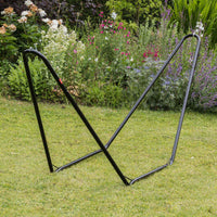 Harbour Housewares Metal Hammock Stand