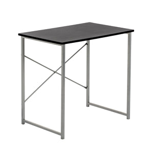 Harbour Housewares Small Wooden Office Desk - Black