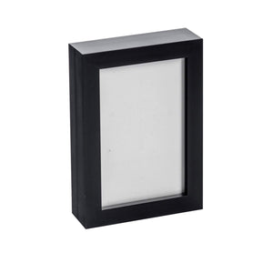 Nicola Spring Box Photo Frame - 4x6 - Black