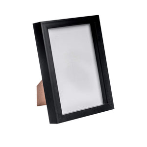 Nicola Spring Box Photo Frame Size A5 - Black