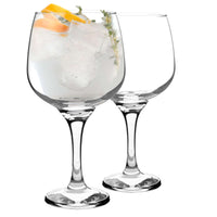 Rink Drink 2 Piece Spanish Balloon Gin Glass Set - 730ml