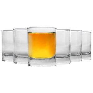 Rink Drink Shot/Espresso Glasses - 65ml - Set of 6