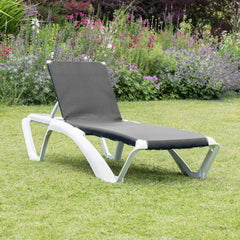 Resol Marina Canvas Sun Loungers - Pack of 2