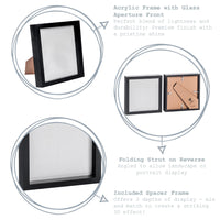 Nicola Spring Wall Mounted Picture Frames