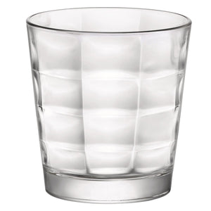 Bormioli Rocco Cube Whiskey Glasses - 240ml - Pack of 6