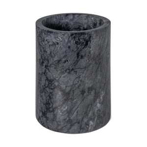 Argon Tableware Marble Wine Cooler - Black