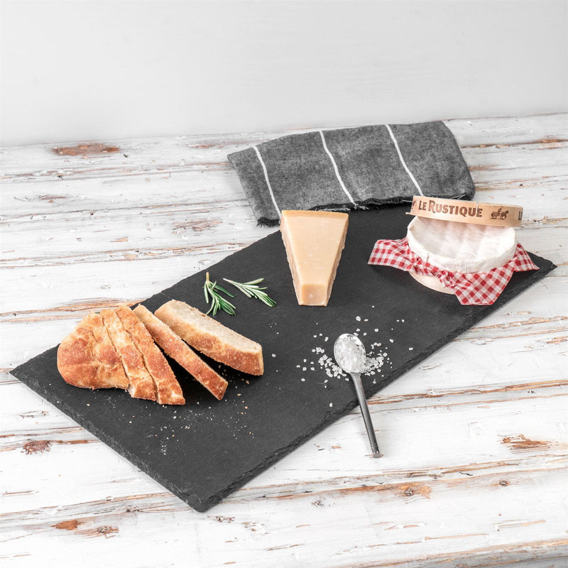 Argon Tableware Rectangle Slate Table Runner