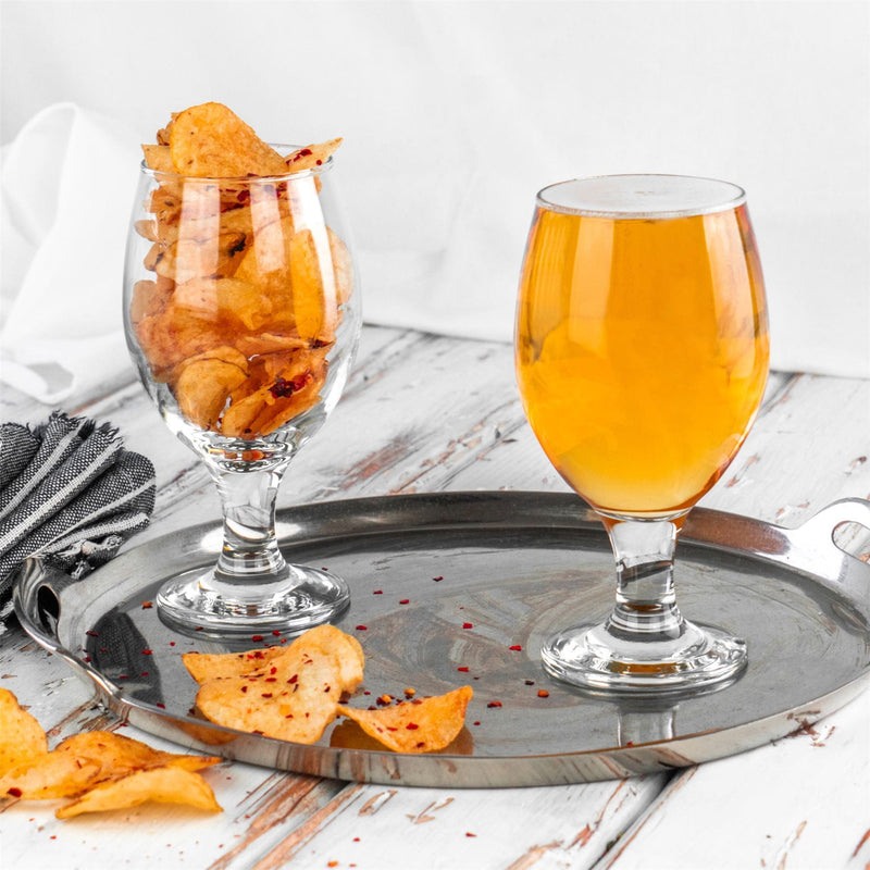 Rink Drink Craft Beer & Ale Glasses