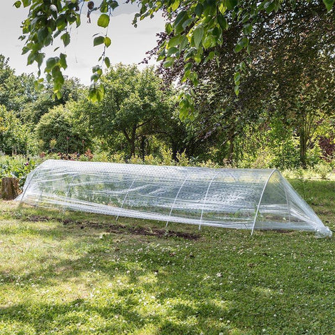 Harbour Housewares Grow Tunnel Transparent Greenhouse