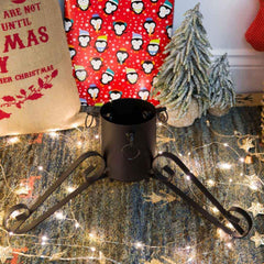 Harbour Housewares Traditional Christmas Tree Stand