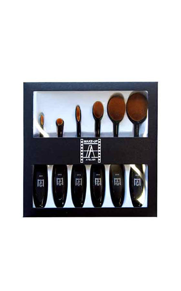 Oval Brushes kit