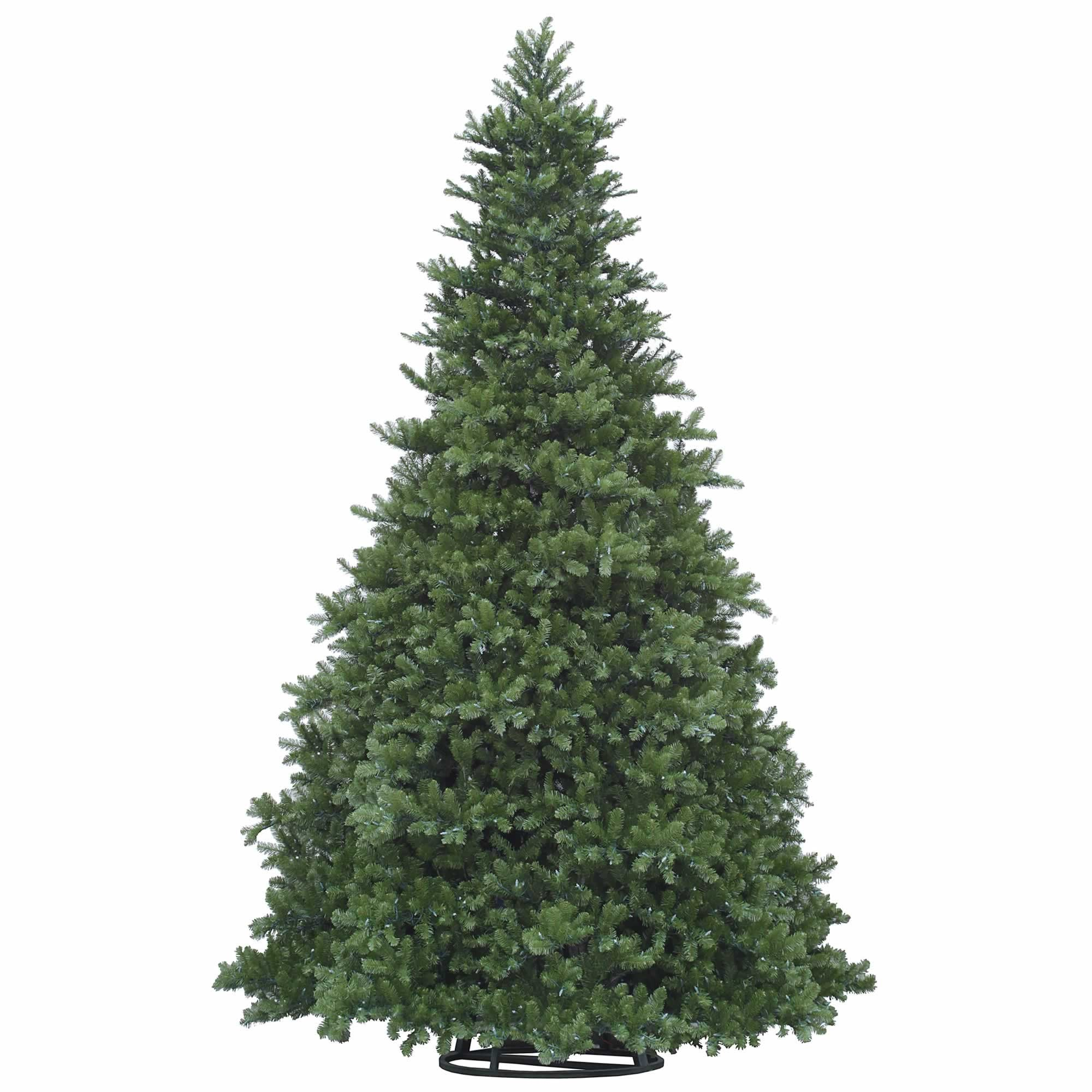 Commercial Christmas Trees From 12 To 100 In Height: Buy 12 Ft Artificial Christmas