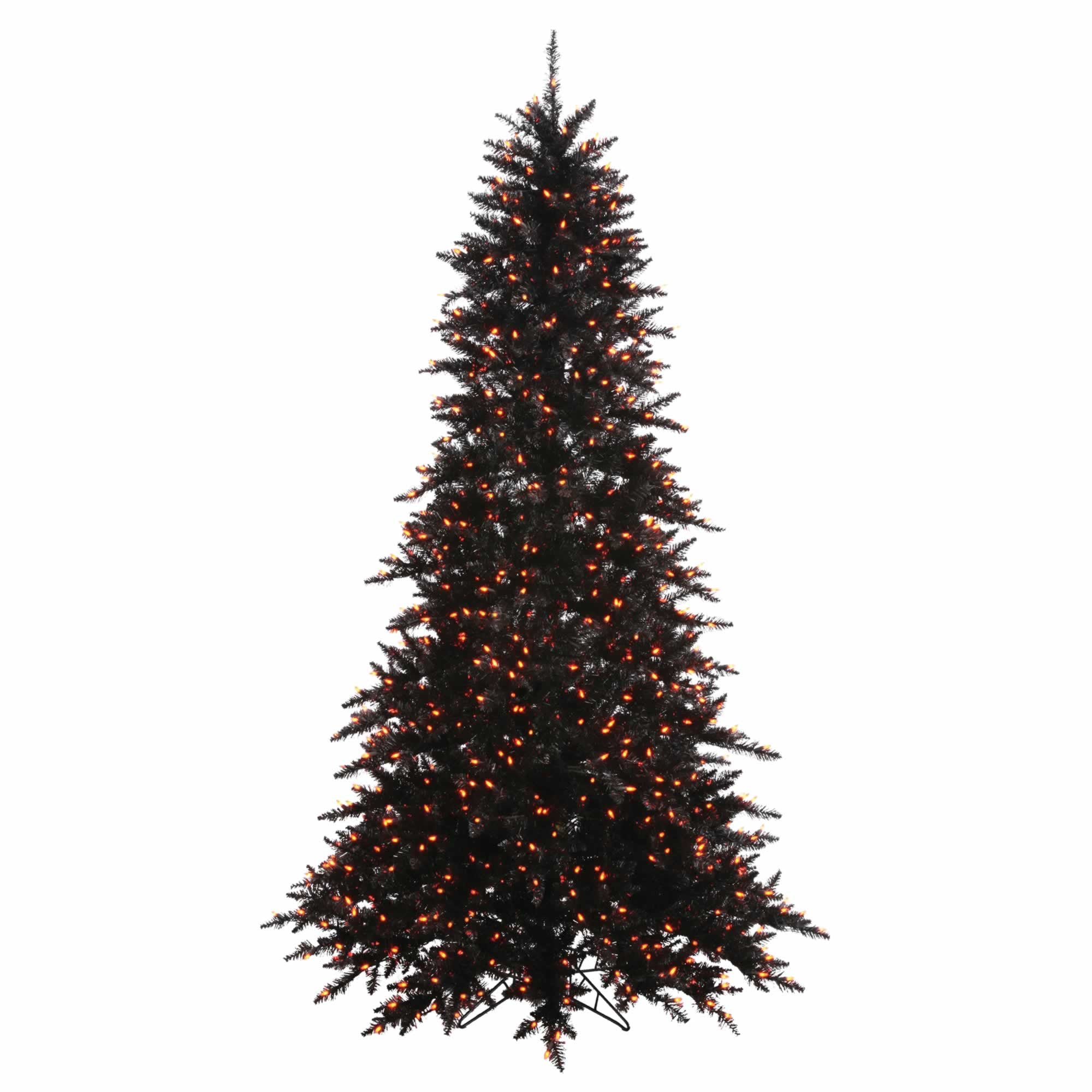 Where To Buy A Nice Artificial Christmas Tree: Black Christmas Trees - Where To Buy Online