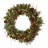Cibola Mixed Wreath