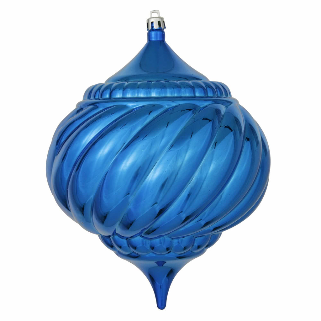 "9.5"" Shiny Finish Calabash Ornaments (Set of 3)"