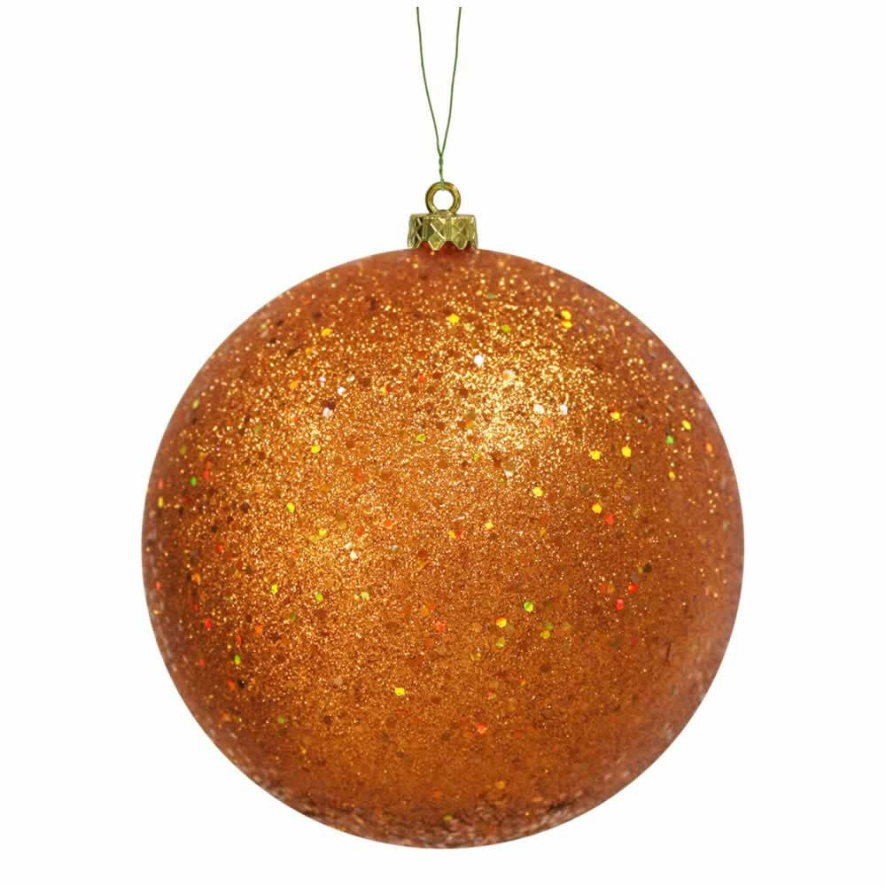 "10"" Sequin Finish Ball Ornament"