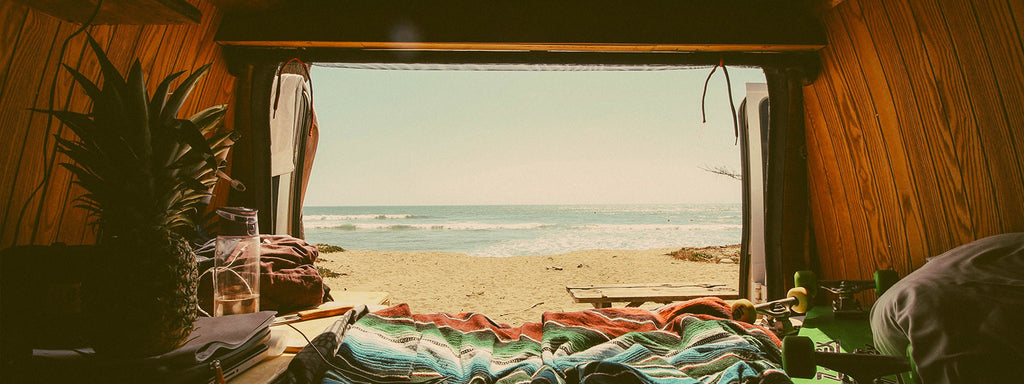 5 Things I Did to Start My Own Sustainable Clothing Business, Living and Surfing Out of a Van