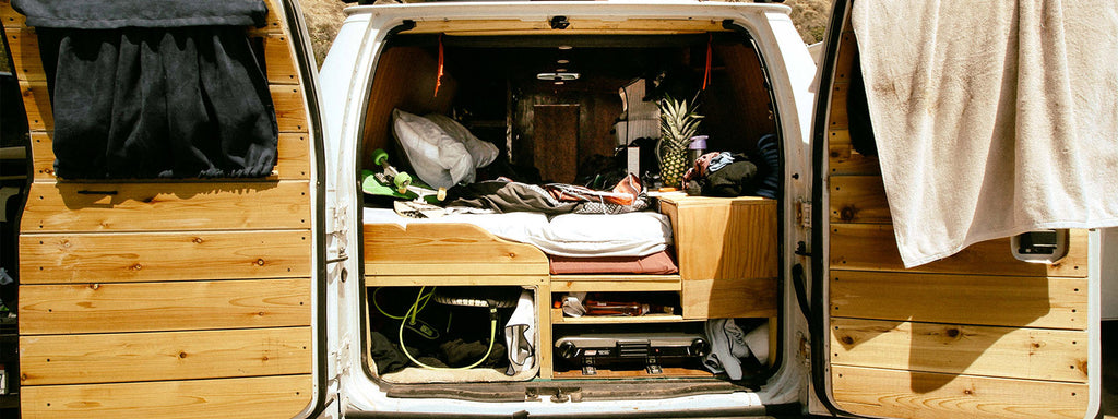 So You Think You Wanna Live in a Van, huh?